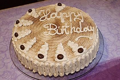Mokka - Buttercreme - Torte 1