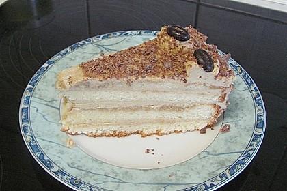 Mokka - Buttercreme - Torte 25