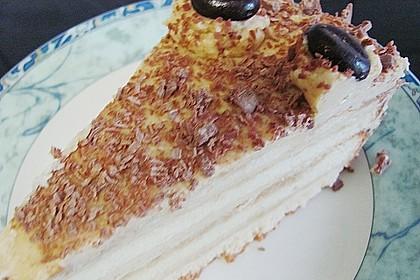 Mokka - Buttercreme - Torte 55