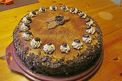 Mokka - Buttercreme - Torte 12