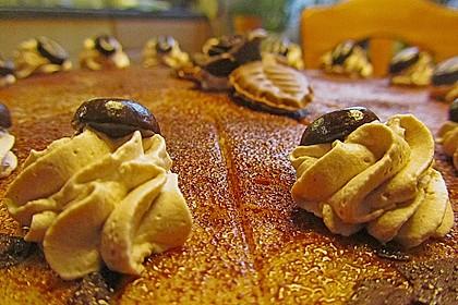 Mokka - Buttercreme - Torte 37