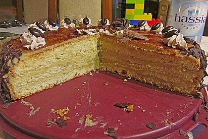 Mokka - Buttercreme - Torte 30