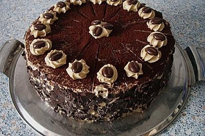 Mokka - Buttercreme - Torte 18