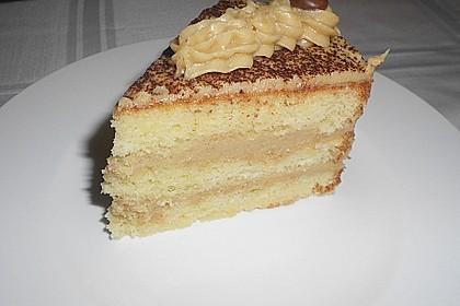 Mokka - Buttercreme - Torte 32