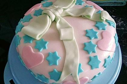 Mokka - Buttercreme - Torte 38