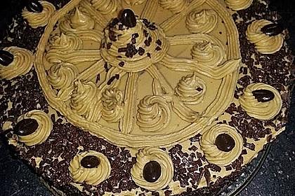 Mokka - Buttercreme - Torte 24