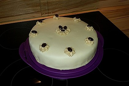 Mokka - Buttercreme - Torte 21