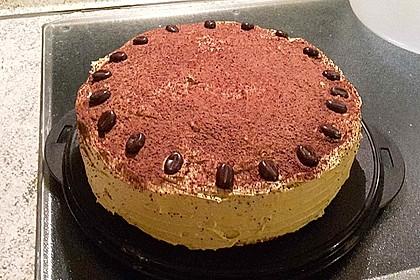 Mokka - Buttercreme - Torte 16
