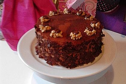 Mokka - Buttercreme - Torte 39