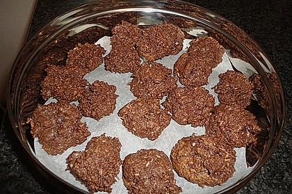Schoko - Kokos - Kekse 1