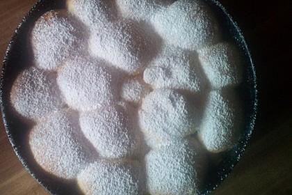 Buchteln mit Marmeladenfüllung 4