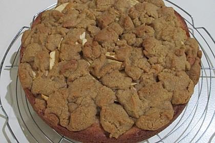 Apfelkuchen mit Butterstreuseln 8