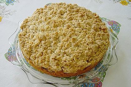 Apfelkuchen mit Butterstreuseln 13