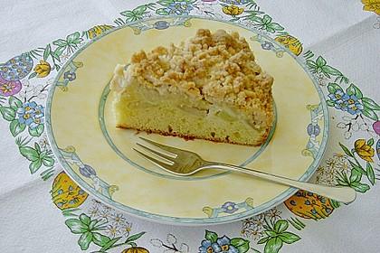 Apfelkuchen mit Butterstreuseln 34