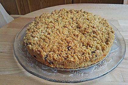 Apfelkuchen mit Butterstreuseln 31