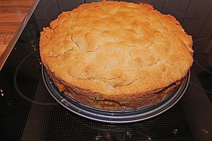 Apfelkuchen mit Butterstreuseln 77