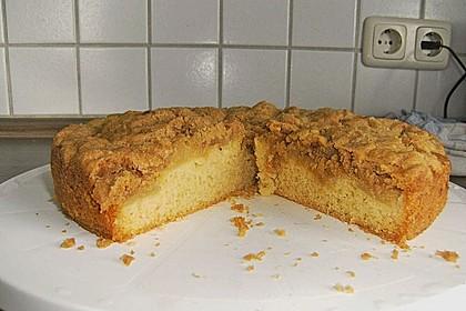 Apfelkuchen mit Butterstreuseln 73