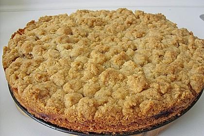 Apfelkuchen mit Butterstreuseln 29