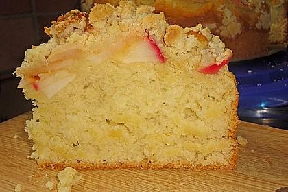Apfelkuchen mit Butterstreuseln 57