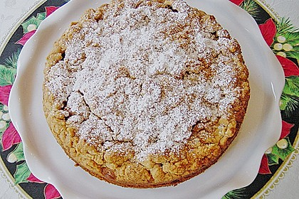 Apfelkuchen mit Butterstreuseln 30
