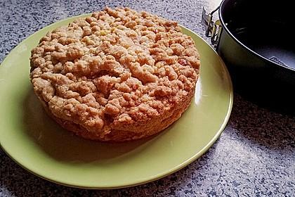 Apfelkuchen mit Butterstreuseln 46