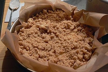 Apfelkuchen mit Butterstreuseln 92