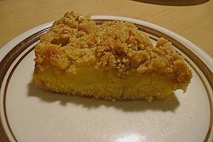 Apfelkuchen mit Butterstreuseln 61