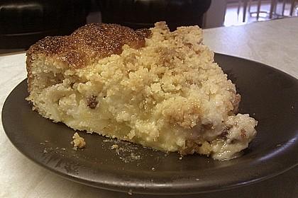 Apfelkuchen mit Butterstreuseln 91