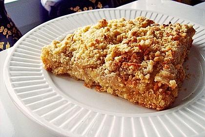 Apfelkuchen mit Butterstreuseln 44