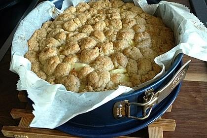 Apfelkuchen mit Butterstreuseln 37
