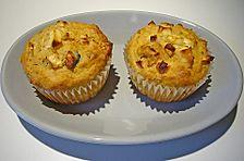 Muffins nach griechischer Art