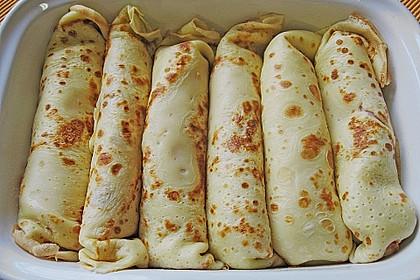 Überbackene Pfannkuchen 6