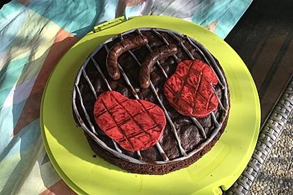 Schokoladenkuchen - süße Sünde mal ganz zart 11