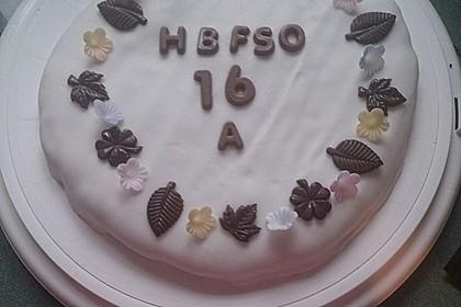 Schokoladenkuchen - süße Sünde mal ganz zart 82