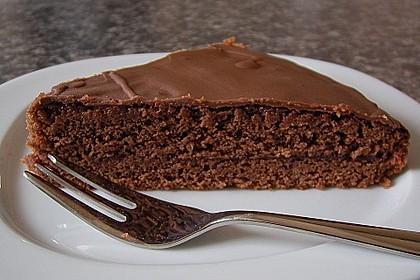 Schokoladenkuchen - süße Sünde mal ganz zart 9