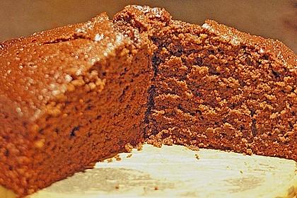 Schokoladenkuchen - süße Sünde mal ganz zart 124