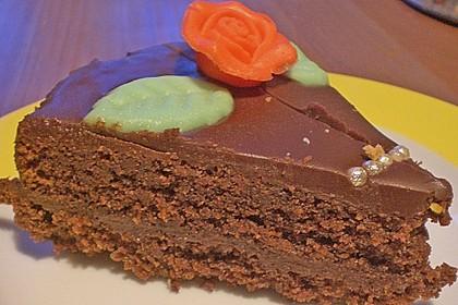 Schokoladenkuchen - süße Sünde mal ganz zart 68