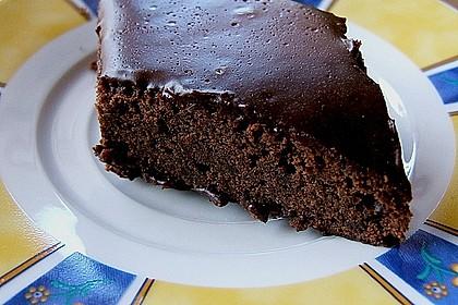 Schokoladenkuchen - süße Sünde mal ganz zart 28