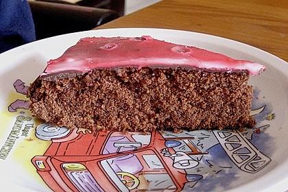 Schokoladenkuchen - süße Sünde mal ganz zart 100