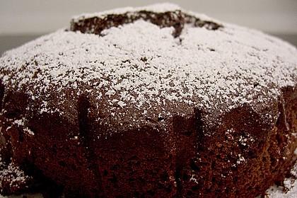 Schokoladenkuchen - süße Sünde mal ganz zart 36