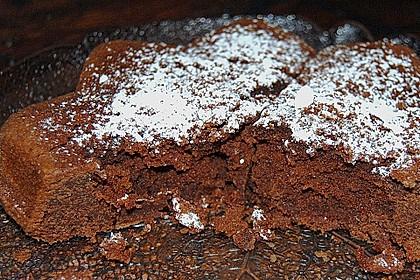 Schokoladenkuchen - süße Sünde mal ganz zart 134