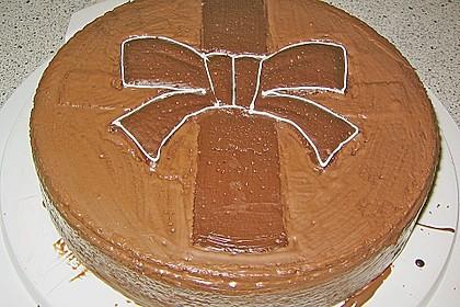 Schokoladenkuchen - süße Sünde mal ganz zart 109