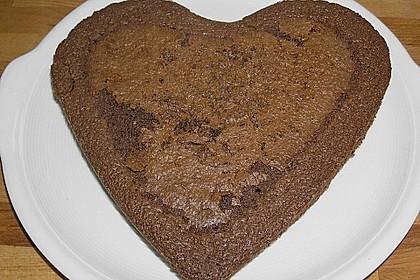 Schokoladenkuchen - süße Sünde mal ganz zart 126