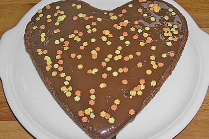 Schokoladenkuchen - süße Sünde mal ganz zart 77