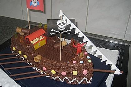 Schokoladenkuchen - süße Sünde mal ganz zart 5