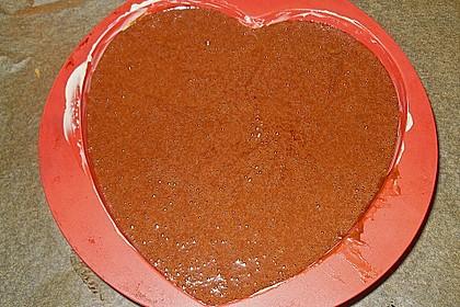 Schokoladenkuchen - süße Sünde mal ganz zart 150
