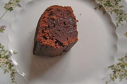 Schokoladenkuchen - süße Sünde mal ganz zart 115