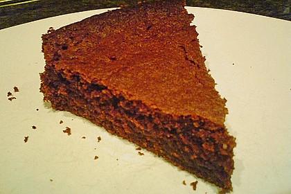 Schokoladenkuchen - süße Sünde mal ganz zart 156