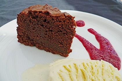 Schokoladenkuchen - süße Sünde mal ganz zart 17