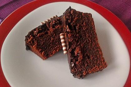 Schokoladenkuchen - süße Sünde mal ganz zart 155